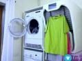 Khi máy giặt biết tự giặt sạch, phơi khô và gấp gọn quần áo