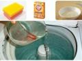 Hướng dẫn vệ sinh máy giặt cực sạch bằng giấm và baking soda