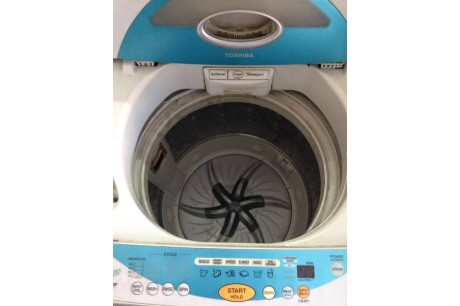 Bán máy giặt Toshiba cũ