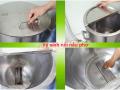 Các bước vệ sinh nồi nấu phở an toàn nhất