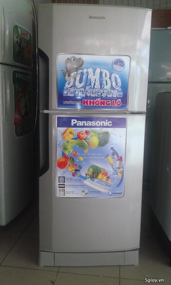 Bán tủ lạnh Panasonic cũ