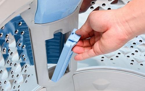 kinh nghiệm mua máy giặt cũ - kiểm tra máy