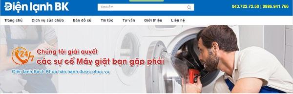 kinh nghiệm mua máy giặt cũ - địa chỉ uy tín